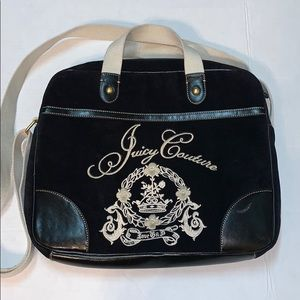 Juicy Couture computer bag